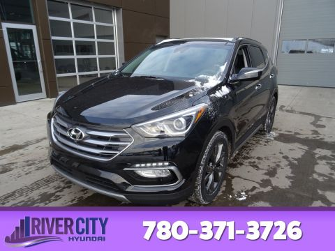 New 2018 Hyundai Santa Fe Sport AWD ULTIMATE Heated steering wheel, Heated seats, Rearview camera, Navigation