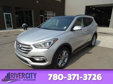 New 2017 Hyundai Santa Fe Sport LIMITED TOW PKG Navigation, Premium Audio, Power Lift Gate, Tow Package