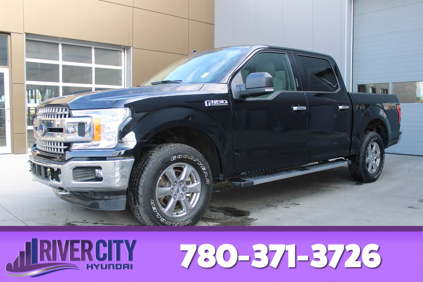 Pre-Owned 2018 Ford F-150 4X4 SUPERCREW XTR Navigation (GPS), Heated Seats, Back-up Cam,