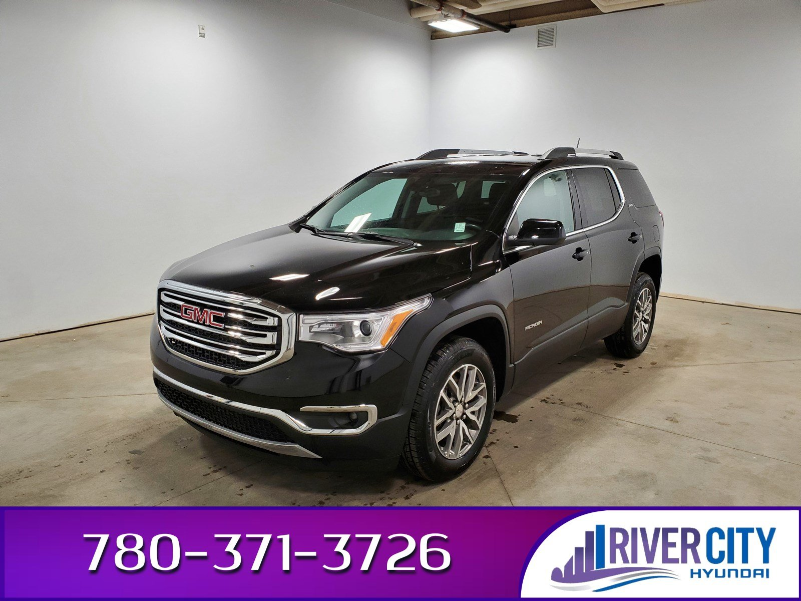 Pre-Owned 2019 GMC Acadia AWD SLE 6 PASSENGER Heated Seats, Back-up Cam, A/C,