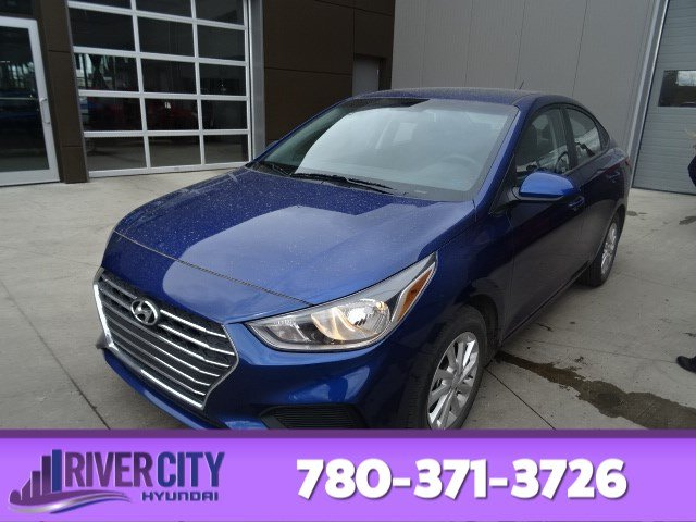 Certified Pre-Owned 2018 Hyundai Accent GL Heated Seats, Bluetooth, A/C,