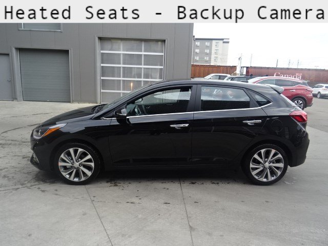 New 2019 Hyundai Accent Hatchback In Edmonton Kac2334 River City