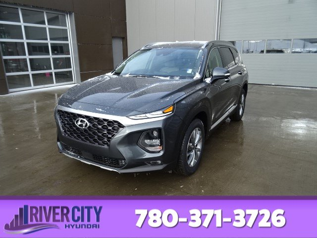 New 2019 Hyundai Santa Fe LUXURY AWD 2.0T POWER PANORAMIC SUNROOF,LEATHER SEATING SURFACES,REARVIEW CAMERA,BLUETOOTH