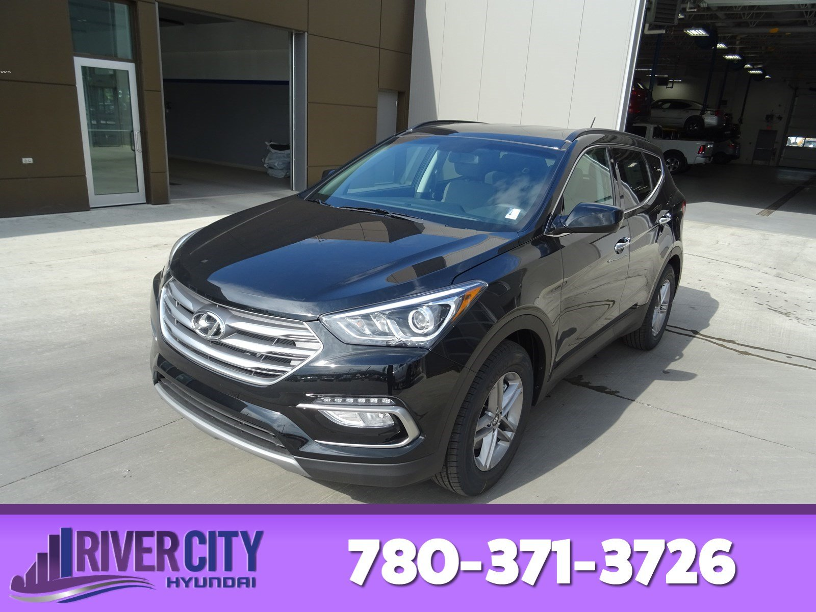 seats heated hyundai new rearview santa awd utility camera entry edmonton keyless in fe bluetooth sante sport inventory
