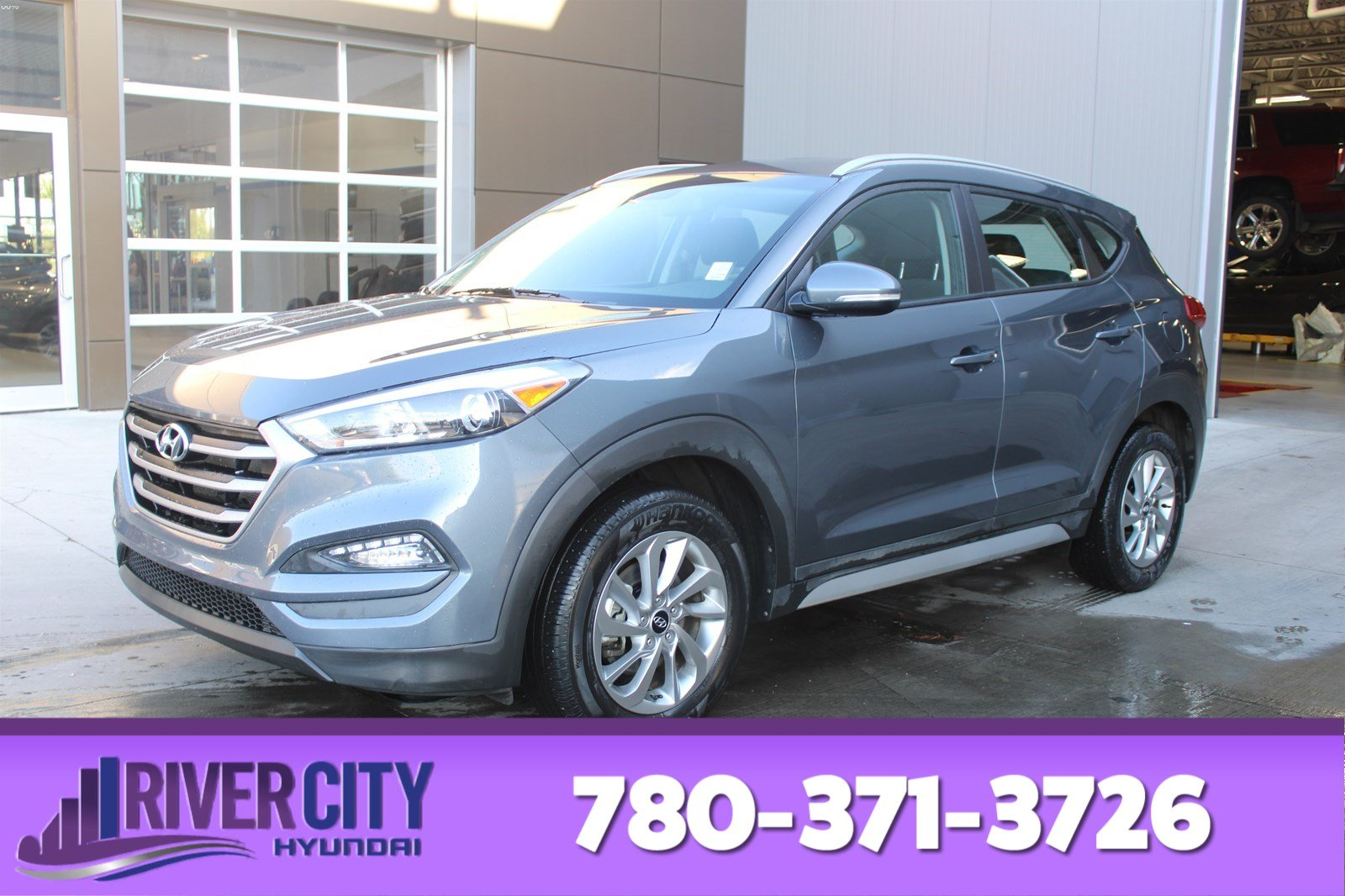 Certified Pre-Owned 2018 Hyundai Tucson AWD PREMIUM Heated Seats, Back-up Cam, Bluetooth, A/C,