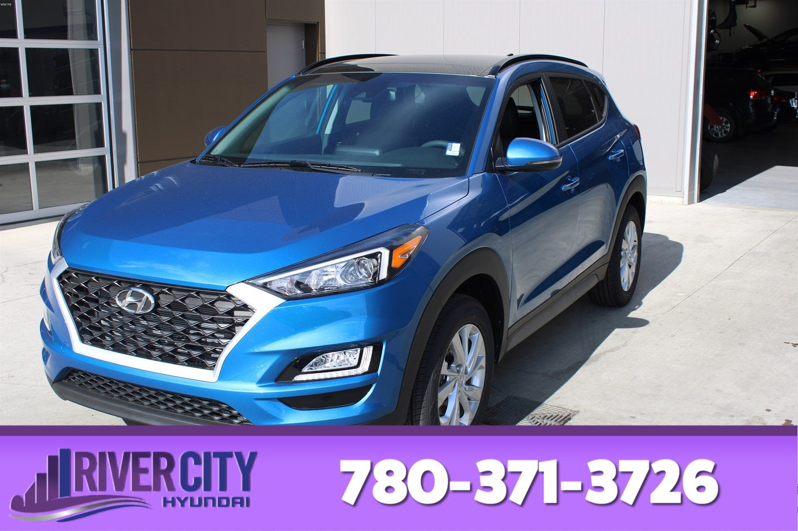 New 2020 Hyundai Tucson PREFERRED AWD HEATED STEERING,LEATHER AND SUN ROOF,BLUETOOTH,BLIND SPOT MONITOR
