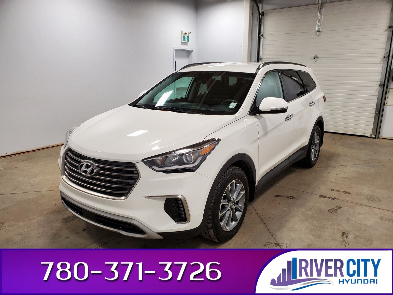 Certified Pre-Owned 2019 Hyundai Santa Fe XL AWD PREFERRED 7 PASS Heated Seats, Back-up Cam, Bluetooth, A/C,