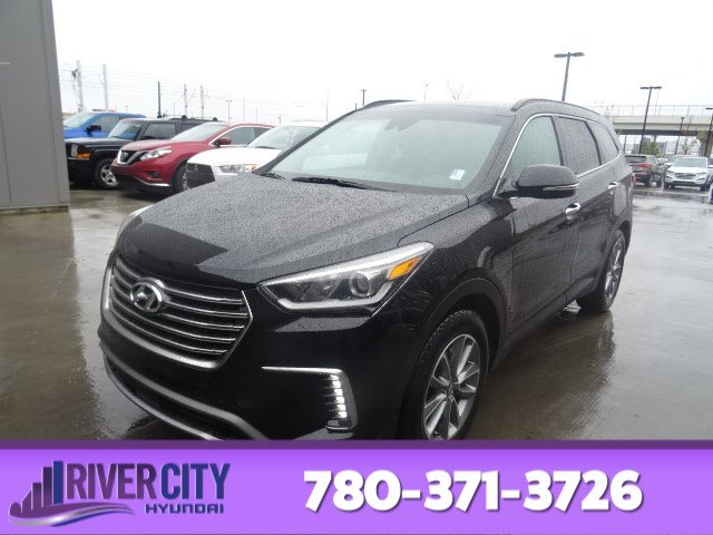 New 2019 Hyundai Santa Fe Xl Awd Luxury Leather Seating Surfaces Parking Distance Warning Panoramic Sunroof Driver Intergrated Me