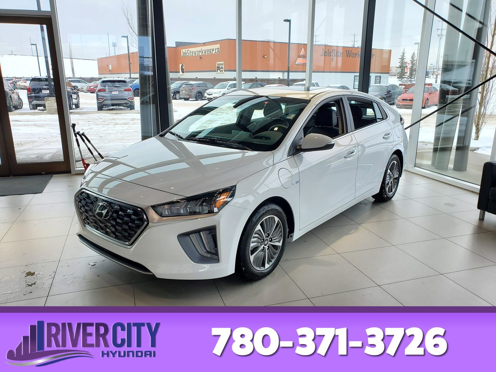 New 2020 Hyundai IONIQ Electric Plus ELECTRIC+ ULTIMATE REARVIEW CAMERA,HEATED SEATS,BLUETOOTH,WIRELESS AUDIO STREAMING