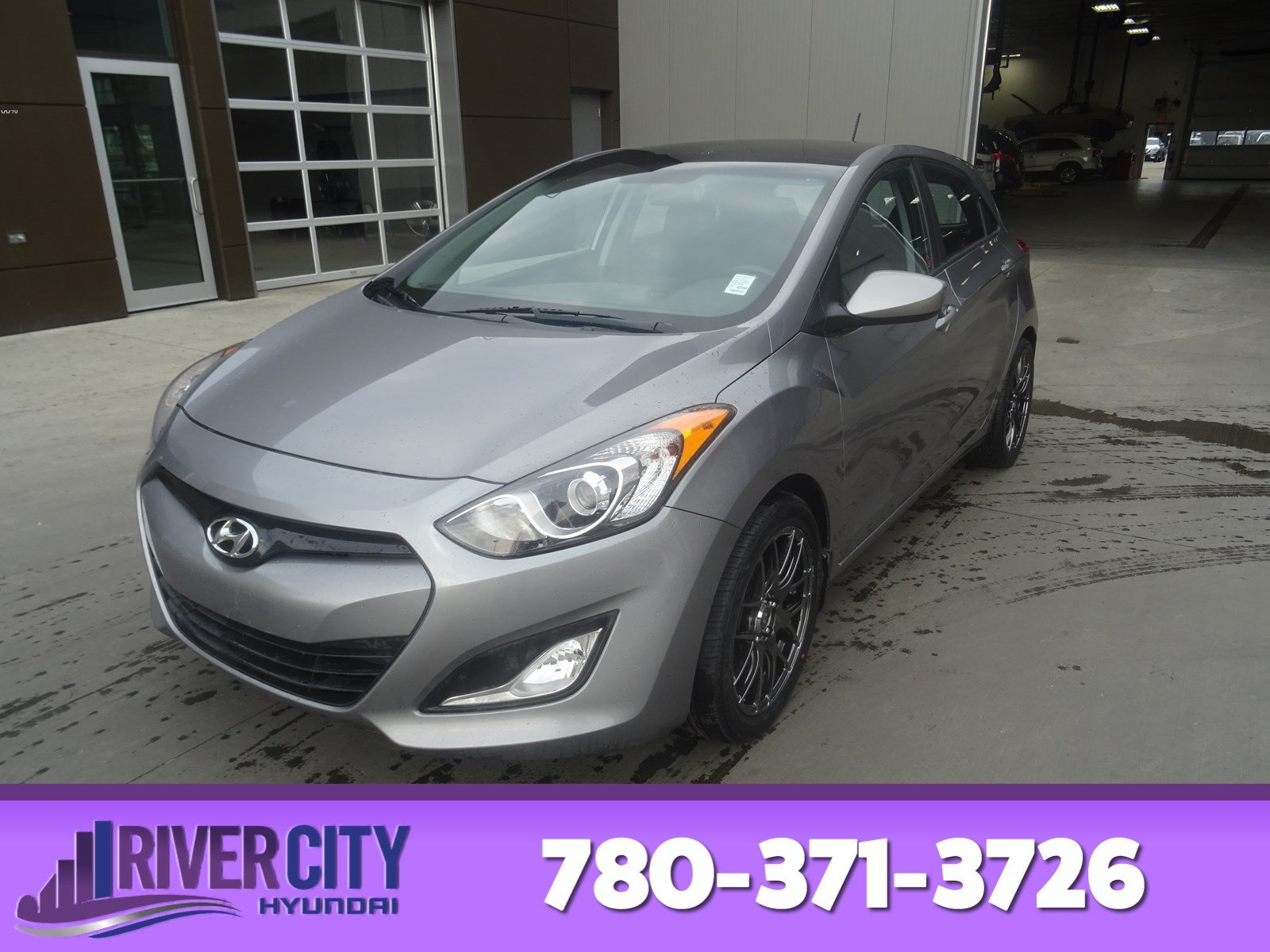 Certified Pre Owned 2013 Hyundai Elantra GT GLS Heated Seats, Panoramic  Roof, Bluetooth, A/C,