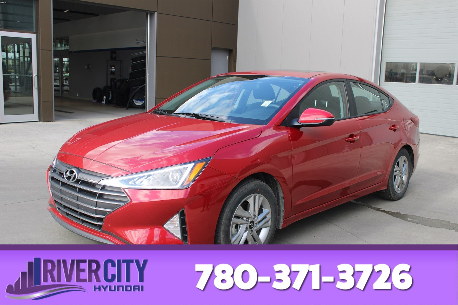 Certified Pre-Owned 2019 Hyundai Elantra PREFERRED SUN/SOUND Heated Seats, Sunroof, Back-up Cam, Bluetooth,