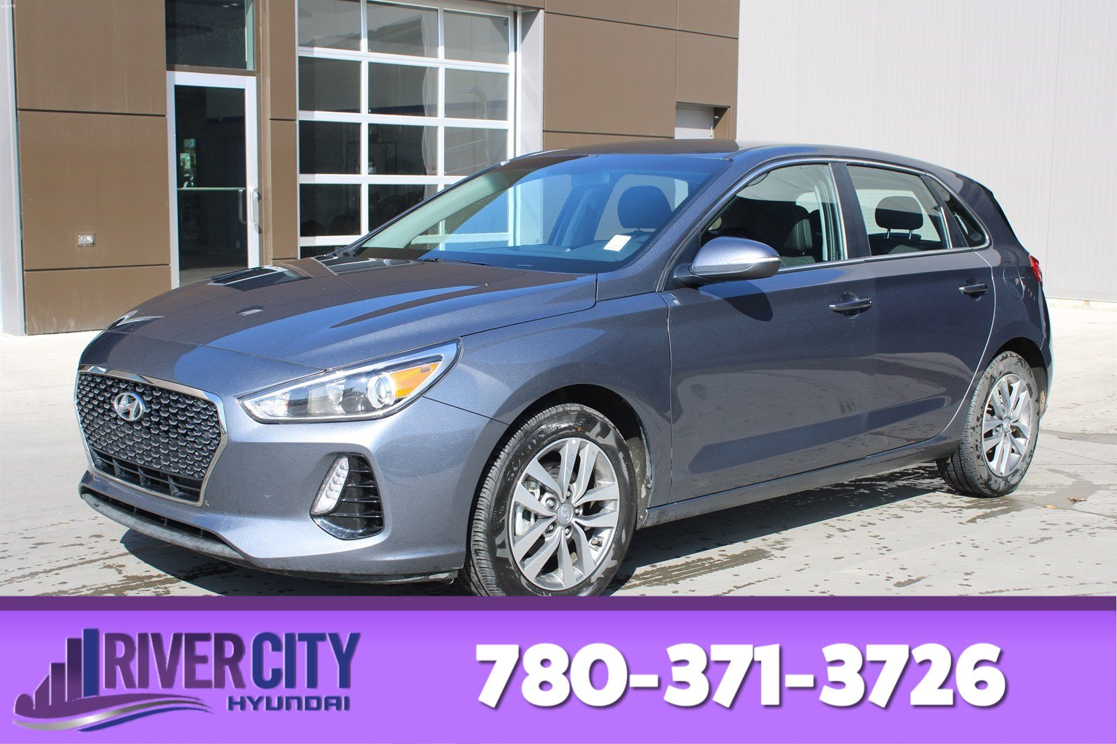 Certified Pre-Owned 2019 Hyundai Elantra GT PREFERRED Heated Seats, Back-up Cam, Bluetooth, A/C,