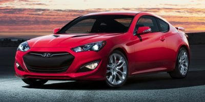 Certified Pre Owned 2014 Hyundai Genesis Coupe R SPEC Leather, Bluetooth,  A/C,