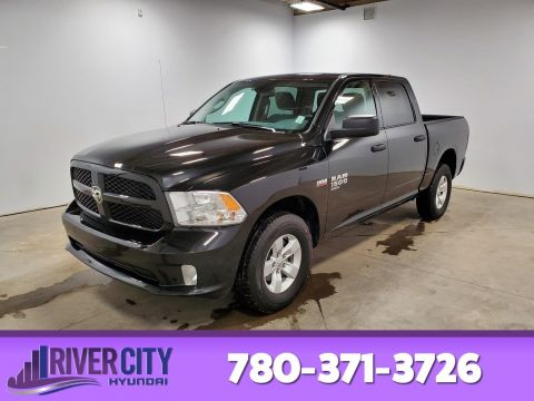 Pre-Owned 2019 Ram 1500 Classic 4X4 CREWCAB SLT Back-up Cam, Bluetooth, A/C,