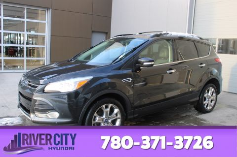 Pre-Owned 2013 Ford Escape AWD SEL Leather, Heated Seats, Panoramic Roof, Back-up Cam, Bluetooth, A/C,