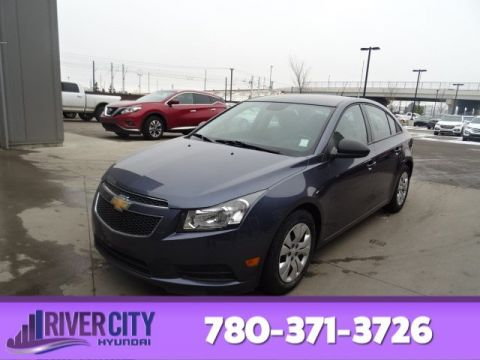 Pre-Owned 2013 Chevrolet Cruze LS Bluetooth, A/C,