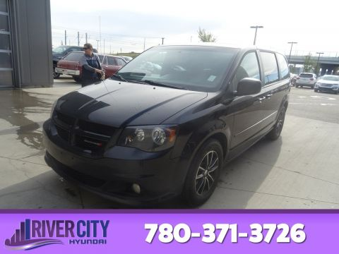 Pre-Owned 2014 Dodge Grand Caravan SXT STOW N GO Rear DVD, Back-up Cam, Bluetooth, A/C,