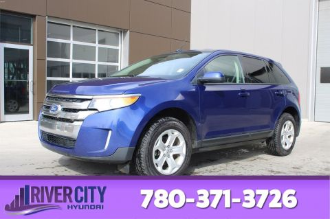 Pre-Owned 2013 Ford Edge AWD SEL Heated Seats, Back-up Cam, Bluetooth, A/C,