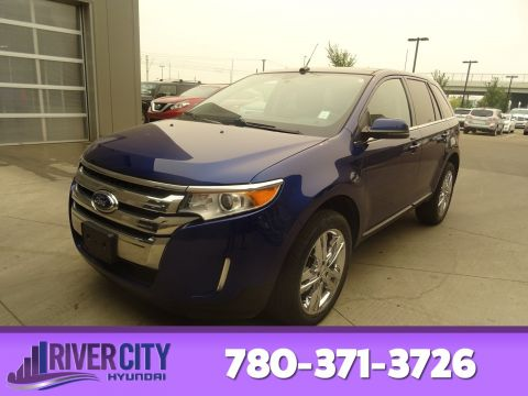 Pre Owned  Ford Edge Awd Limited Leather Panoramic Roof Back Up