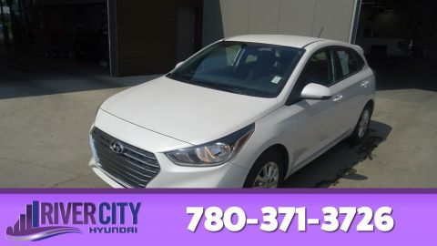 Certified Pre-Owned 2019 Hyundai Accent PREFERRED HATCHBACK Heated Seats, Back-up Cam, Bluetooth, A/C,