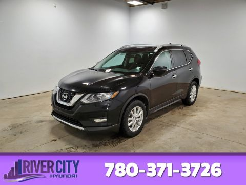 Pre-Owned 2017 Nissan Rogue AWD SV Heated Seats, Panoramic Roof, Back-up Cam, Bluetooth, A/C,