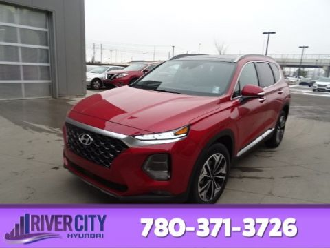 2019 Hyundai Santa Fe ULTIMATE AWD 2.0T POWER PANORAMIC SUNROOF,LEATHER SEATING SURFACES,REARVIEW CAMERA,BLUETOOTH