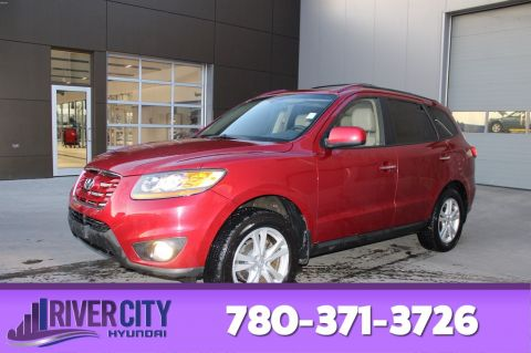 Certified Pre-Owned 2010 Hyundai Santa Fe AWD LIMITED Leather, Heated Seats, Sunroof, Back-up Cam,