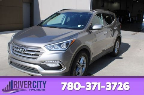 2018 Hyundai Santa Fe Sport AWD LUXURY Navigation (GPS),  Leather,  Heated Seats,  Panoramic Roof,  Back-up Cam,  Bluetooth,  A/