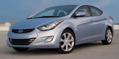 Certified Pre-Owned 2013 Hyundai Elantra GL Bluetooth, A/C,