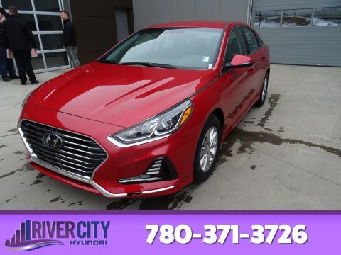 New 2018 Hyundai Sonata GL 2.4L Heated seats, Android Auto and Apple CarPlay, Bluetooth, Rearview camera