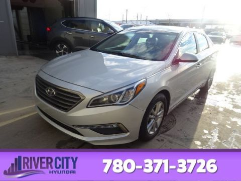 Certified Pre-Owned 2015 Hyundai Sonata GL Heated Seats, Back-up Cam, Bluetooth, A/C,