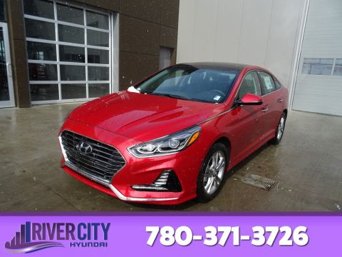 New 2018 Hyundai Sonata LIMITED 2.4L Heated steering wheel, Heated seats, Rearview camera, Navigation With Navigation