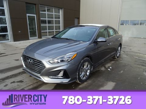 New 2018 Hyundai Sonata LIMITED 2.4L Heated steering wheel, Heated seats, Rearview camera, Navigation