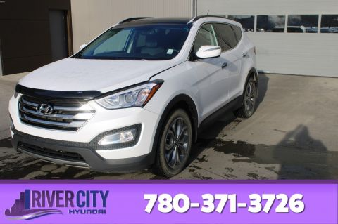 Certified Pre-Owned 2015 Hyundai Santa Fe Sport AWD LIMITED