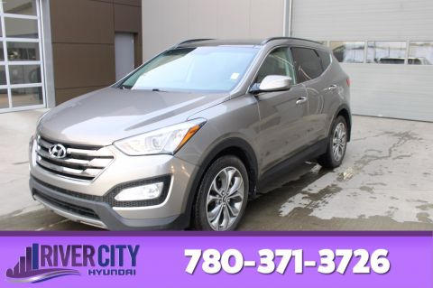 Certified Pre-Owned 2014 Hyundai Santa Fe Sport AWD SE TURBO Leather, Heated Seats, Panoramic Roof, Bluetooth, A/C,