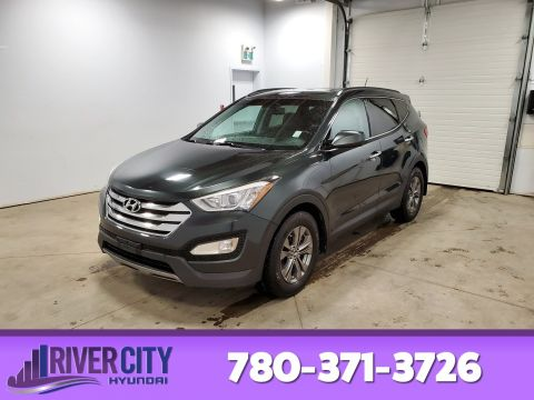 Certified Pre-Owned 2013 Hyundai Santa Fe AWD Heated Seats, Back-up Cam, Bluetooth, A/C,