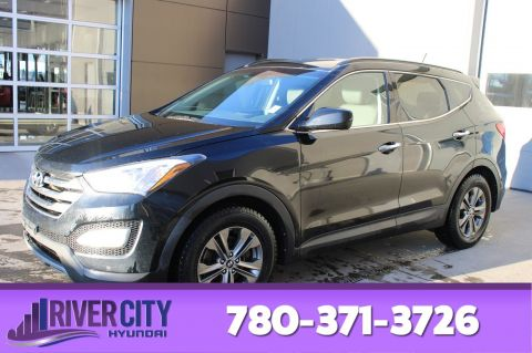 Certified Pre-Owned 2013 Hyundai Santa Fe AWD Heated Seats, Bluetooth, A/C,