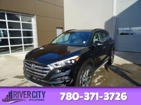 New 2018 Hyundai Tucson AWD ULTIMATE TURBO Heated steering wheel, Heated seats, Rearview camera, Navigation