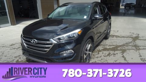 Certified Pre-Owned 2016 Hyundai Tucson AWD ULTIMATE Leather, Panoramic Roof, Back-up Cam, Bluetooth, A/C,
