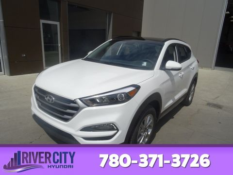 New 2018 Hyundai Tucson GLS SE AUTO Heated steering wheel, Heated seats, Panoramic sunroof, Rearview camera