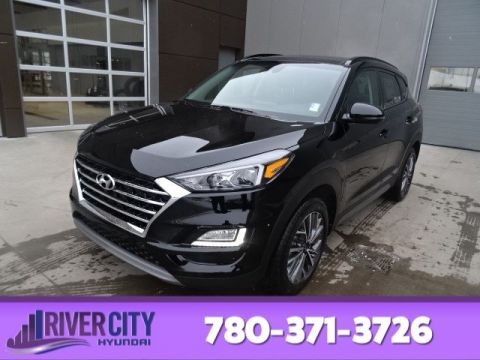 New 2019 Hyundai Tucson LUXURY AWD LEATHER SEATING SURFACES,FRONT 3 STAGE HEATED SEATS,REARVIEW CAMERA,HEATED STEERING WHEEL