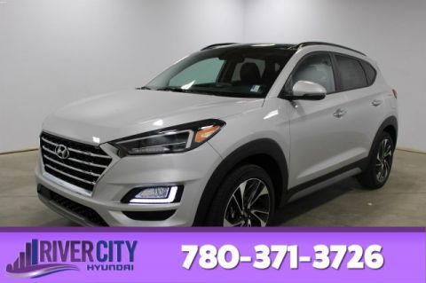 2019 Hyundai Tucson ULTIMATE AWD LEATHER SEATING SURFACES,FRONT 3 STAGE HEATED SEATS,REARVIEW CAMERA,PANORAMIC SUNROOF L