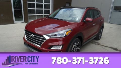 New 2019 Hyundai Tucson ULTIMATE AWD LEATHER SEATING SURFACES,FRONT 3 STAGE HEATED SEATS,REARVIEW CAMERA,PANORAMIC SUNROOF L