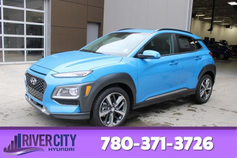 New 2020 Hyundai Kona ULTIMATE 1.6T AWD 8.0 COLOR TOUCH SCREEN,INFINITY AUDIO SYSTEM,REARVIEW CAMERA,ANDROID AUTO & APPLE