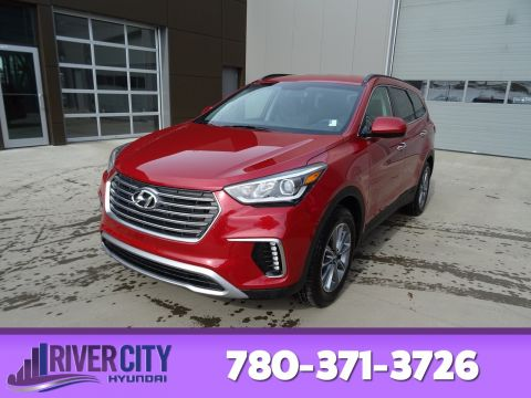 New 2018 Hyundai Santa Fe XL 7 PASSENGER AWD Heated seats, Bluetooth, iPod/USB connectivity, Rearview camera
