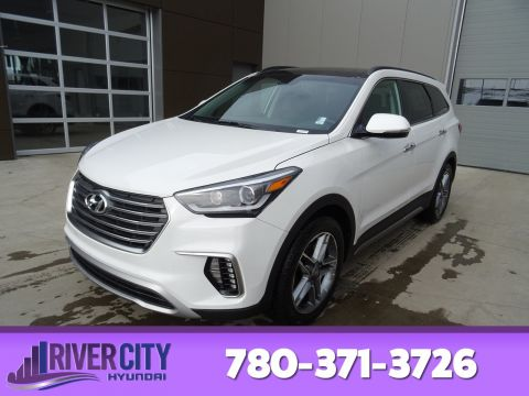 New 2018 Hyundai Santa Fe XL AWD LIMITED Heated steering wheel, Heated seats, Rearview camera, Navigation