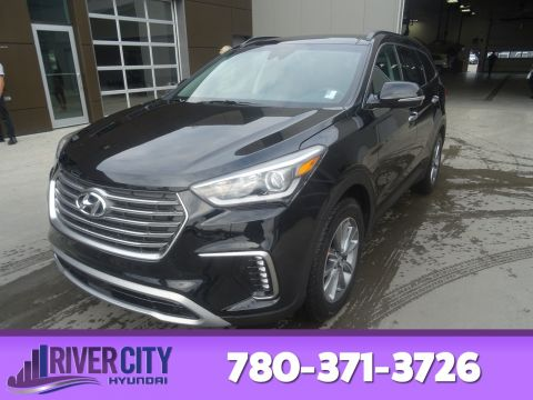 New 2019 Hyundai Santa Fe XL AWD LUXURY PANORAMIC SUNROOF,LEATHER SEATING SURFACES,HEATED SEATS,HEATED STEERING WHEEL