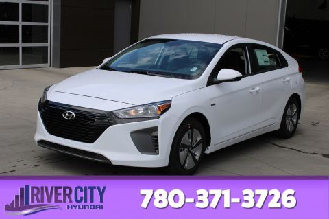 New 2019 Hyundai IONIQ Hybrid HYBRID ESSENTIAL HEATED FRONT SEATS,REARVIEW CAMERA ,BLUETOOTH HANDS FREE SYSTEM,WIRELESS AUDIO STRE