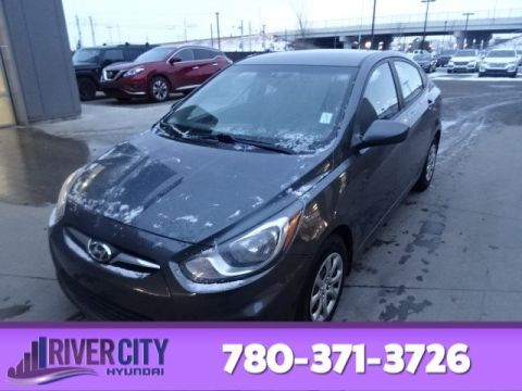 Certified Pre-Owned 2013 Hyundai Accent L