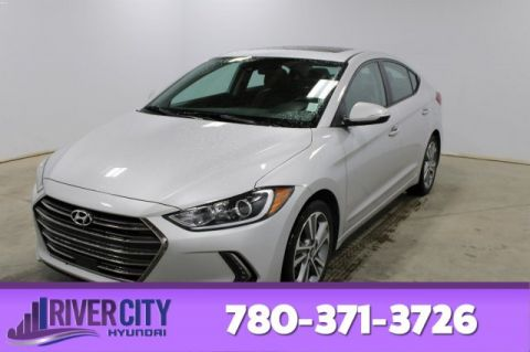2018 Hyundai Elantra GLS Leather,  Heated Seats,  Back-up Cam,  Bluetooth,  A/C,